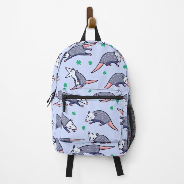 Opossum Pattern 2 Backpack