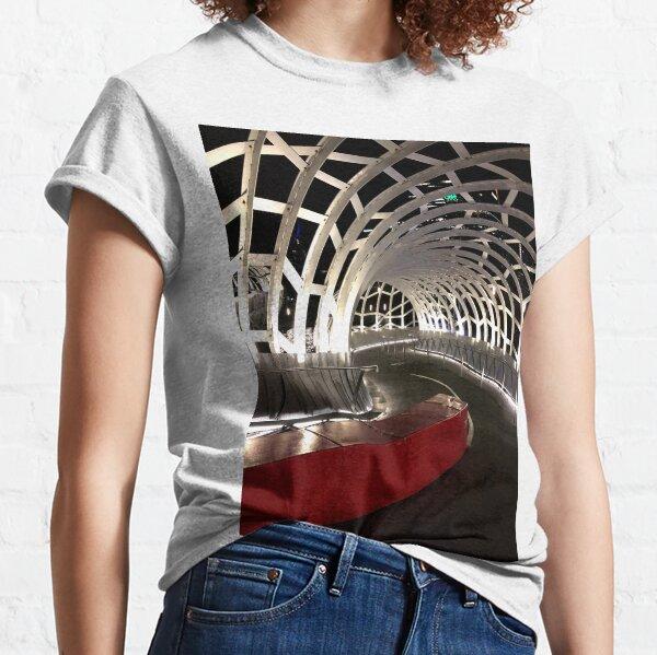 Webb Bridge at Night VI Classic T-Shirt