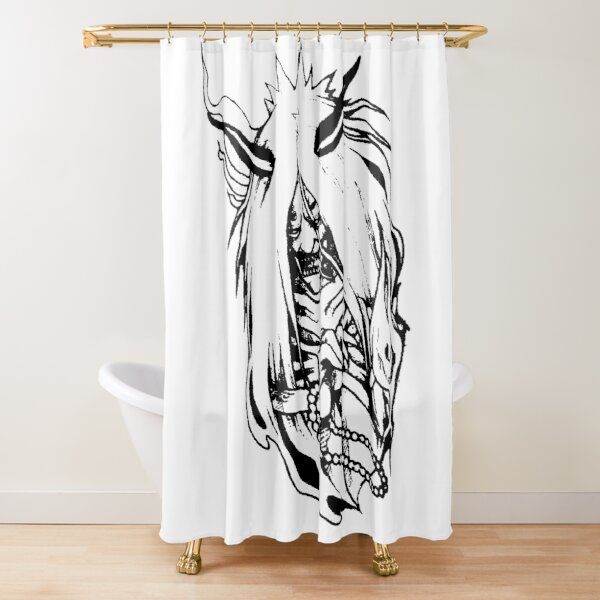 It is your last resort Shower Curtain