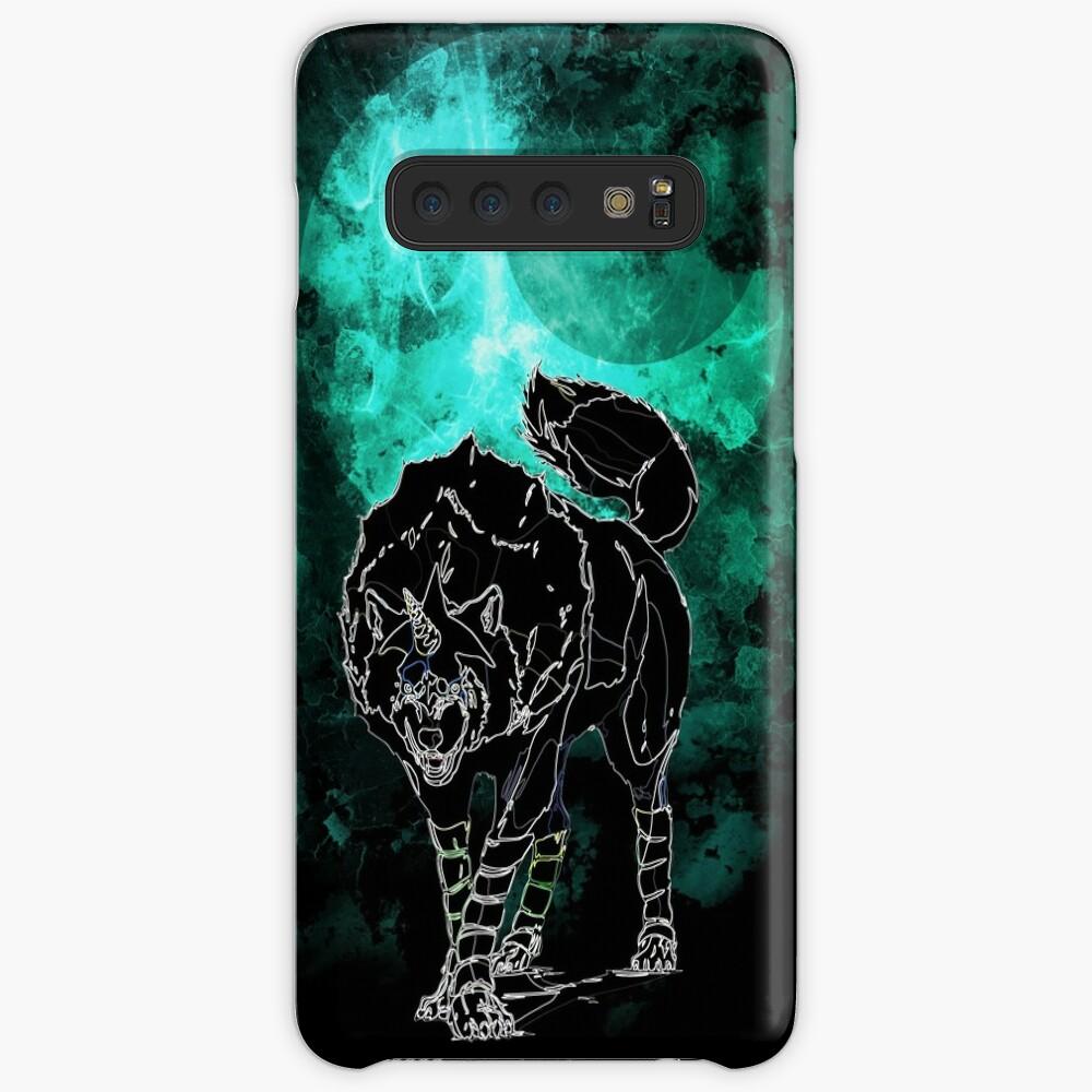 Wolf awakening Case & Skin for Samsung Galaxy