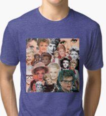 Dial M for Murder She Wrote Tri-blend T-Shirt