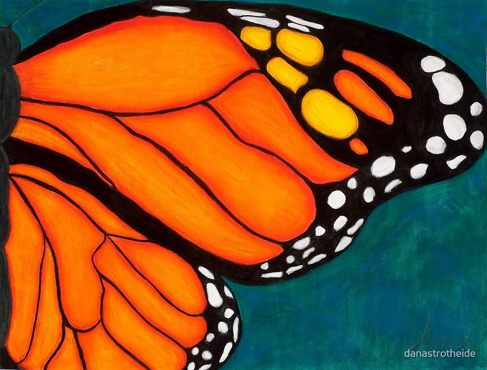 Monarch by danastrotheide