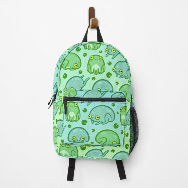 Friendly Frogs Backpack