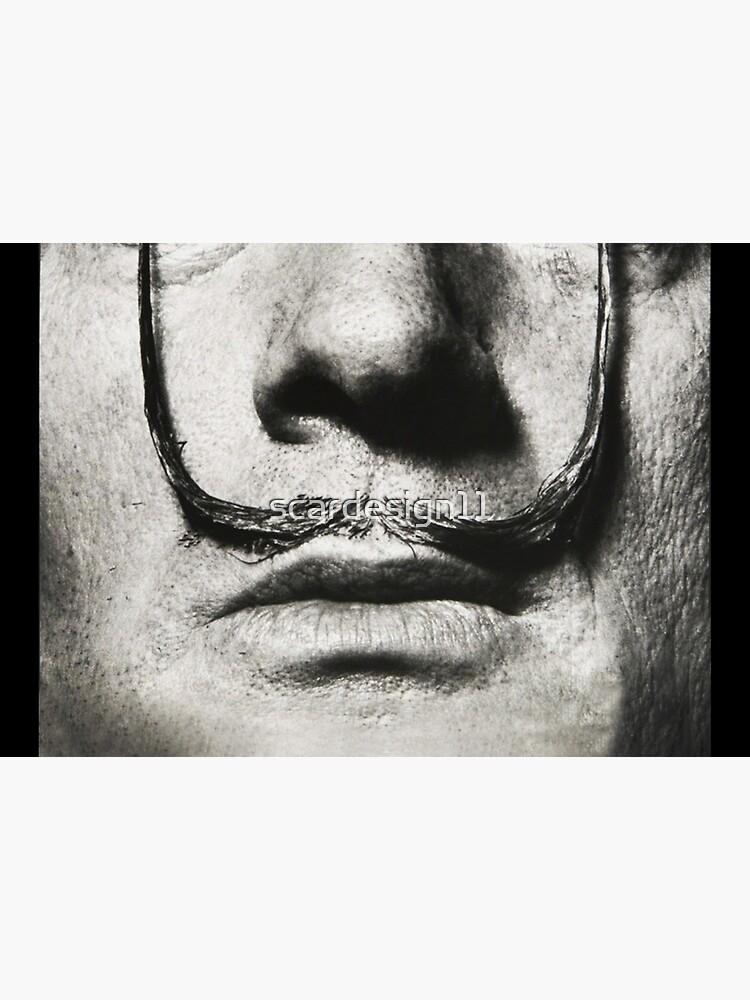 Dali Mustache by scardesign11