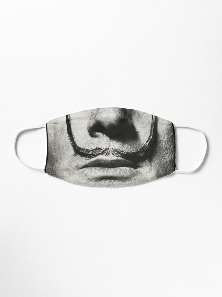 Alternate view of Dali Mustache Mask