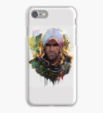 witchers creed iPhone Case/Skin