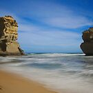 Gibsons Steps, Great Ocean Road by kcy011