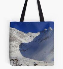 Highwood valley (panorama) Tote Bag
