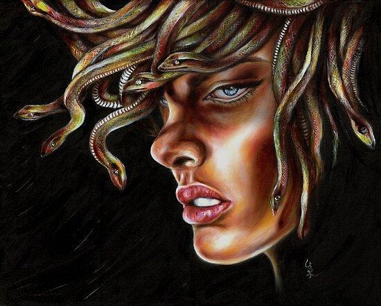 Medusa No. One by Hiroko Sakai