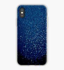 Blue Drops iPhone Case