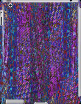 The violet web pad by dominiquelandau