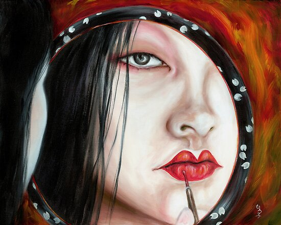 Red by Hiroko Sakai