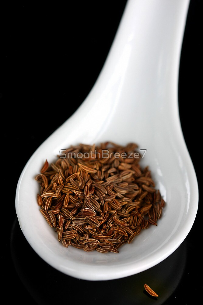 Caraway Seeds by SmoothBreeze7