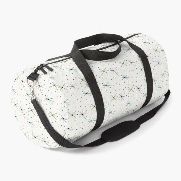 1980s atomic Duffle Bag