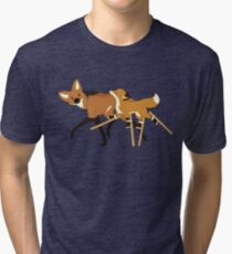 Stilts Fox Tri-blend T-Shirt