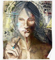 LILIUM: God Is Dead Poster