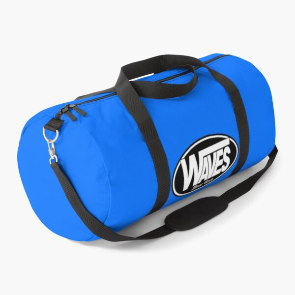 Waves - Since 4ever - Surf Apparel Duffle Bag