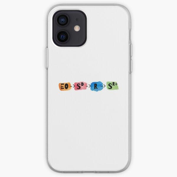 4 Term Contingency bcba rainbow iPhone Soft Case