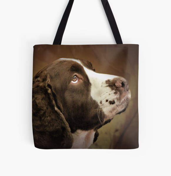 I Only Have Eyes For You All Over Print Tote Bag