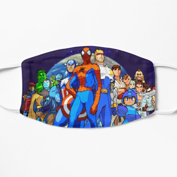 Clash of Super Heroes Mask