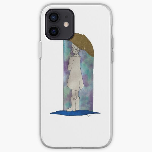 Rainy Day iPhone Soft Case