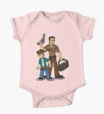 Rick & Carl Grimes Kids Clothes