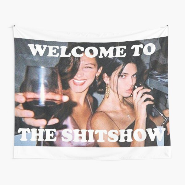Welcome to the shitshow Tapestry