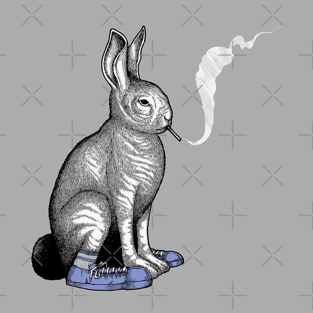 Carrot Smoke Trick by pigboom