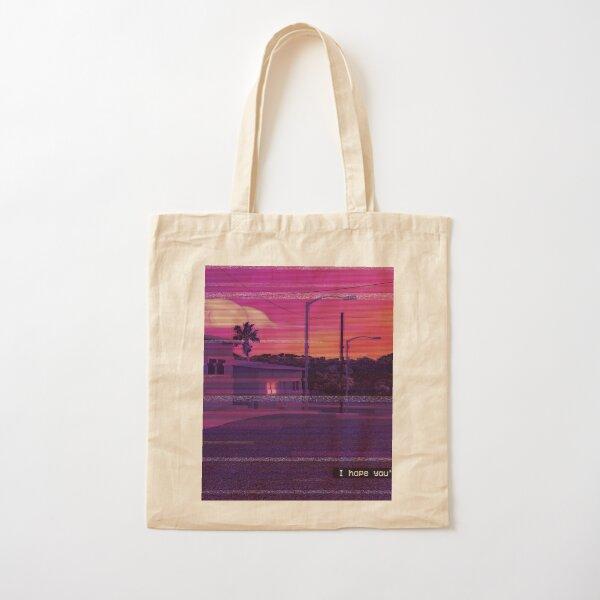 I hope you're ok Cotton Tote Bag