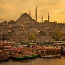 Istanbul by Edward Perry