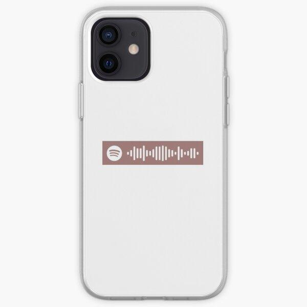 YEAH RIGHT par joji spotify code Coque souple iPhone