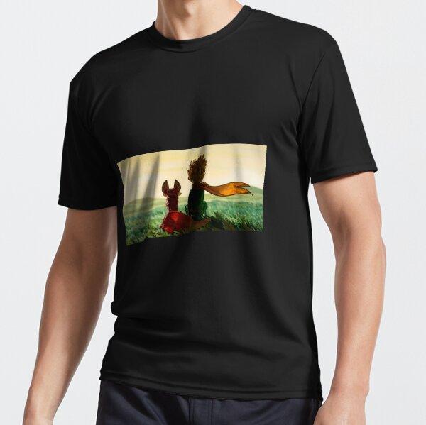 El principito Camiseta deportiva