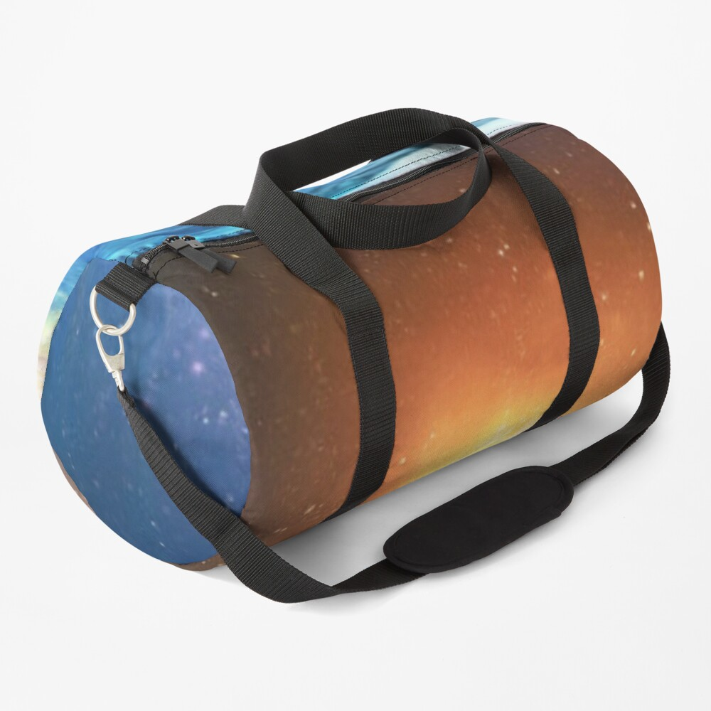 Flat Earth #FlatEarth Duffle Bag