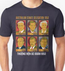 Australian Senators Vietnamese Saints Unisex T-Shirt