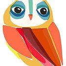 Fire Owl by annieclayton
