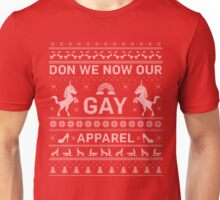 GAY UGLY CHRISTMAS SWEATER Unisex T-Shirt