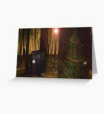 Wood Between the Worlds Greeting Card