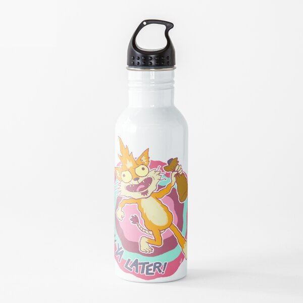 Squanch ya Later! Water Bottle