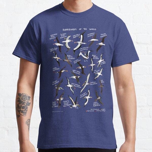 Albatrosses of the World Classic T-Shirt