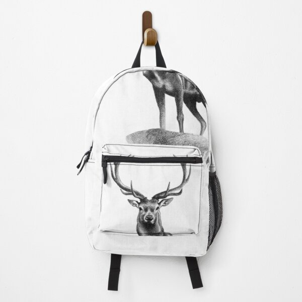 All Muscle - Red Deer Stag Backpack