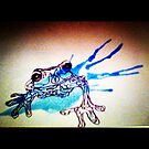 frog tattoo  by JordanBlumer
