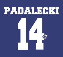 Supernatural - Padalecki Jersey #14 | Unisex T-Shirt