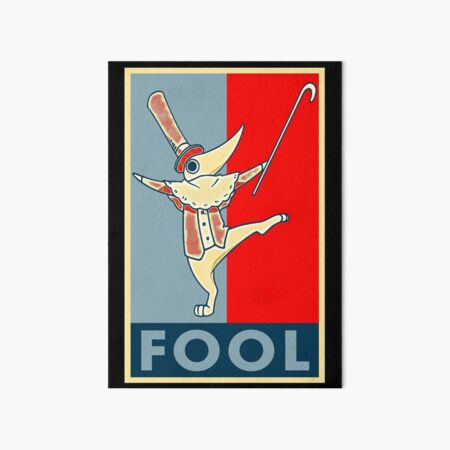Vintage Fool Japanese Action Anime Soul Eater Art Board Print By