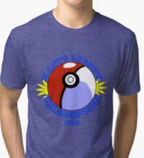 Kanto League Champion Tri-blend T-Shirt