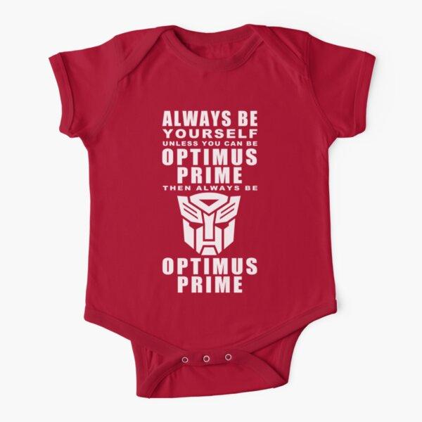Always - Prime Short Sleeve Baby One-Piece