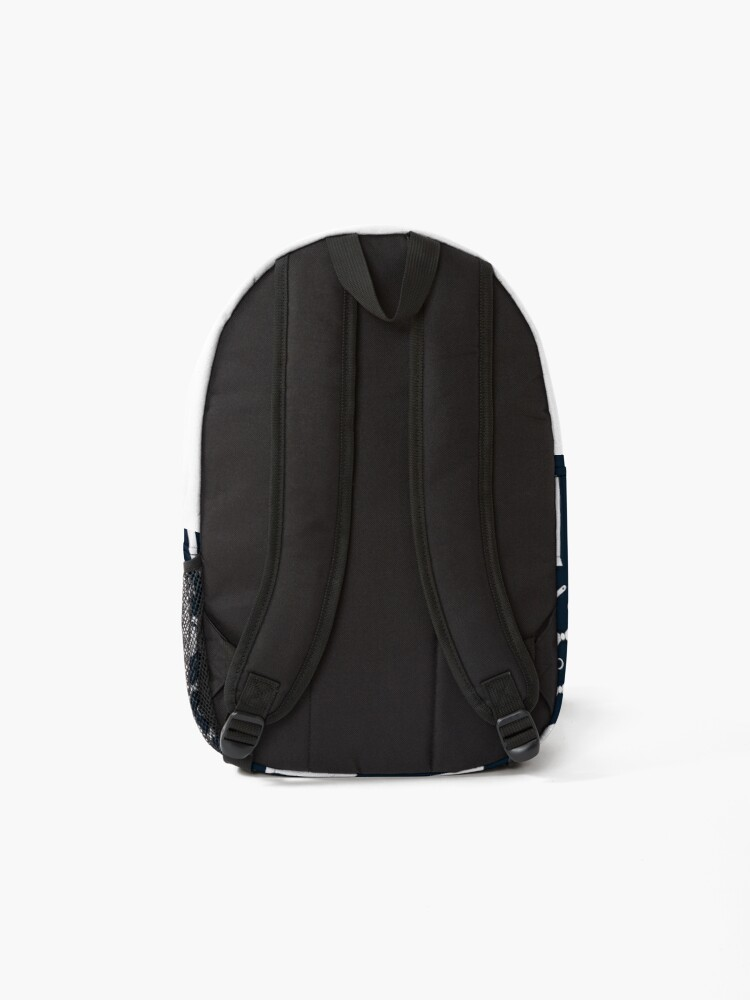 Alternate view of Hipster Fashion Seamless Pattern Backpack