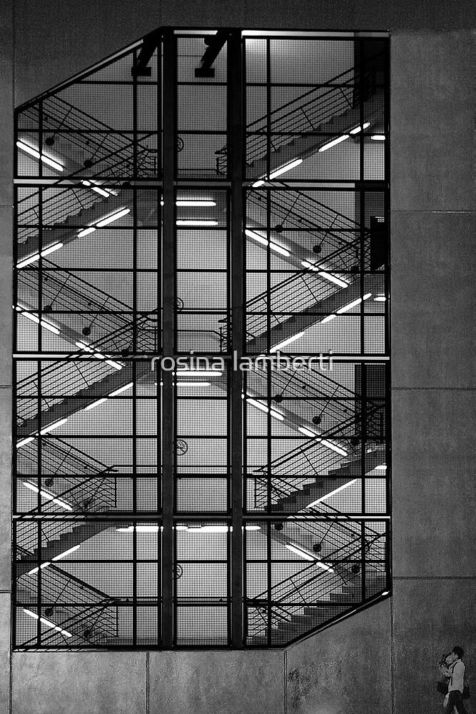 Melbourne architecture by Rosina  Lamberti