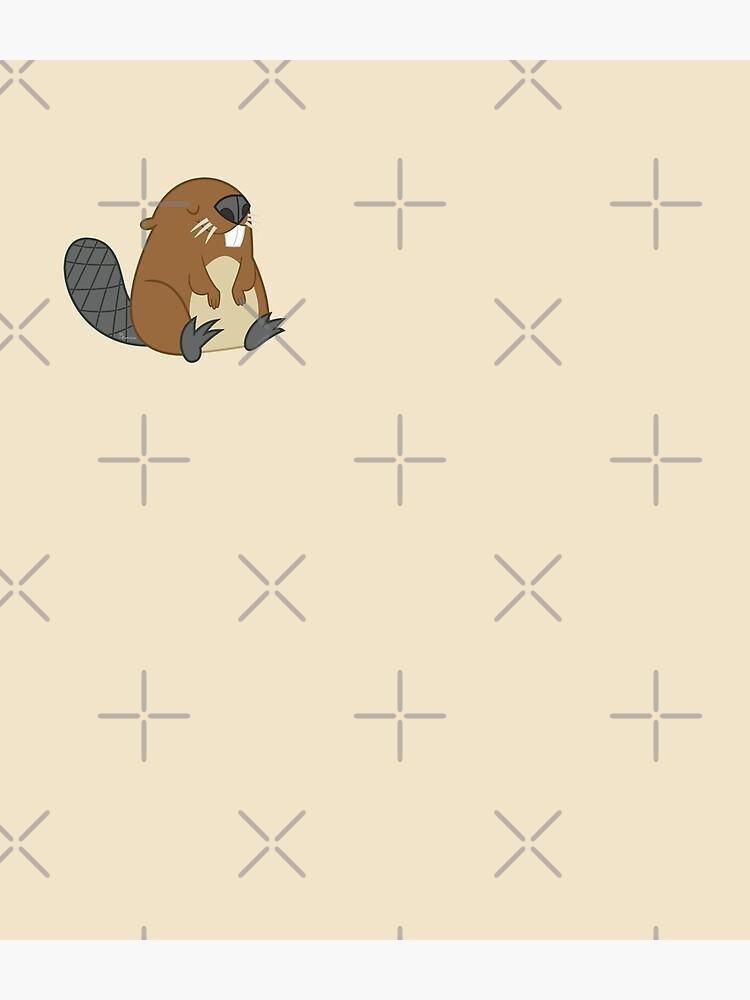 beaver by comtessek