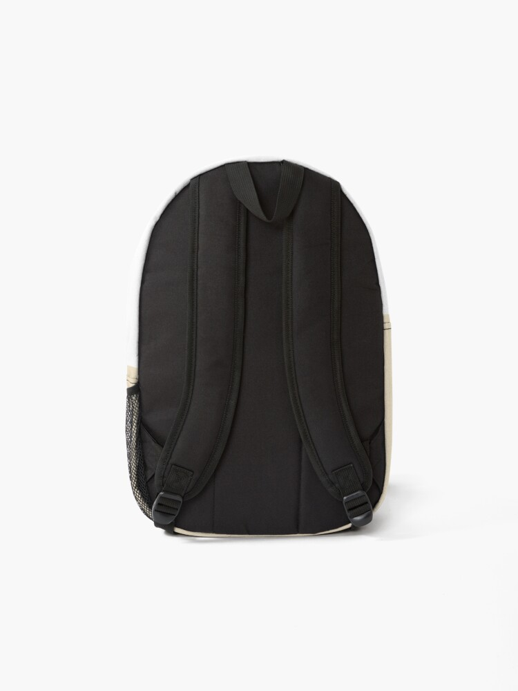 Alternate view of beaver Backpack