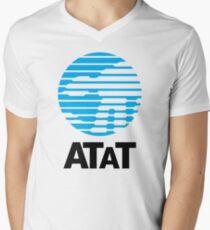 ATaT Men's V-Neck T-Shirt